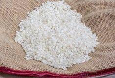 Пригорошня риса стоковое фото rf