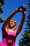 Пригодность в парке Стоковые Фотографии RF