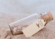 Приглашение свадьбы или подарок свадьбы Стоковые Изображения RF