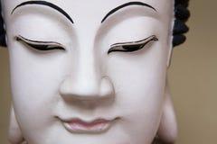 придавать правильную формуый конец Будды Стоковые Фотографии RF