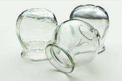 придавая форму чашки стекла стоковые изображения