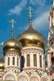 придает куполообразную форму: золотистый лук стоковые изображения rf