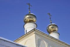 придает куполообразную форму: золото Стоковое фото RF