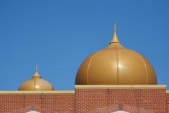 придает куполообразную форму: индусский висок Стоковые Изображения RF