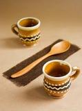 придает форму чашки деревенское Стоковые Фото