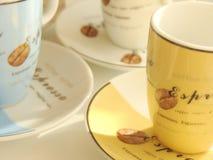придает форму чашки espresso Стоковые Фото