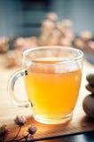 придайте форму чашки чай Стоковое фото RF