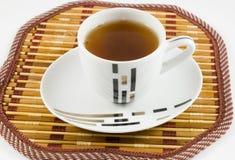 придайте форму чашки чай Стоковые Изображения RF