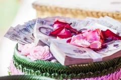 Приданое важный день жениха и невеста стоковые изображения