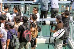 придержанный в ипподроме Shatin на hk 2010 Стоковая Фотография RF