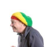 придурковатое человека старое Стоковая Фотография RF