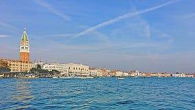 Приезжая Венеция стоковая фотография