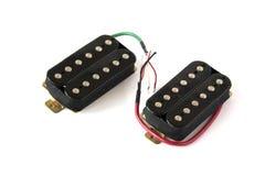 2 приемистости гитары Стоковое Изображение RF