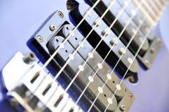 Приемистости гитары Стоковые Изображения