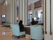 Прием гостиницы в Джакарте стоковое фото rf