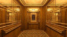 Прием или вестибюль Стоковая Фотография
