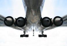 приземлитесь re к Стоковое Изображение RF