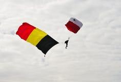 приземляться подготовляет Стоковое Изображение RF