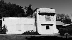 Признательный мертвый особняк Стоковая Фотография