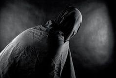 Призрак в темноте Стоковые Фото