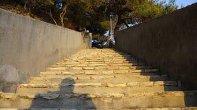 Призрак лестницы Стоковая Фотография RF