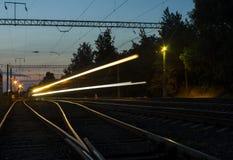 Призрак поезда Стоковые Изображения RF
