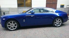 Призрак Rolls Royce стоковые изображения