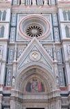 Призрение среди основателей флорентийских филантропических заведений, собор Флоренса Стоковое Изображение RF