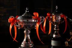 Приз трофея для победителя Стоковые Фото