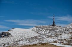 Прикарпатские горы, Румыния Стоковые Изображения