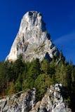 прикарпатские горы трясут святыню Стоковые Фото