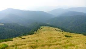 Прикарпатское Chornohora Стоковое Изображение RF
