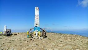 Прикарпатское Chornohora Стоковое фото RF