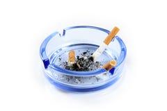 Приклад сигареты Стоковые Изображения RF