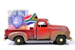 приключение Африка южная Стоковая Фотография RF