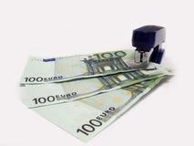 прикрепляя финансы Стоковое фото RF