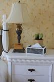 прикроватный столик Стоковое Фото
