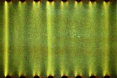 Прикройте выровнянную шумную предпосылку текстуры прокладки фильма Стоковое Изображение RF