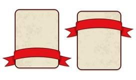 Прикройте ярлыки иллюстрация вектора