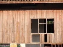 Прикрынные окна стоковые фотографии rf