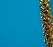 прикуйте золото Стоковые Изображения RF