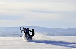 Приключение зимы Стоковая Фотография