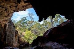 Приключения австралийские обрушения породы ландшафта Стоковое Изображение