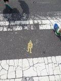 Приключения в Crosswalks Стоковое фото RF