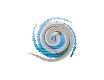 приливная волна Стоковые Фотографии RF