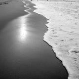 прилив Стоковое Изображение