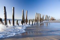 прилив Стоковое Фото
