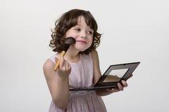 применяться составляет детенышей женщины Стоковая Фотография RF