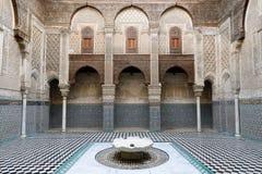 Примеры морокканской архитектуры стоковая фотография rf