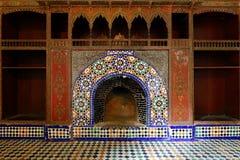 Примеры морокканской архитектуры стоковые фотографии rf